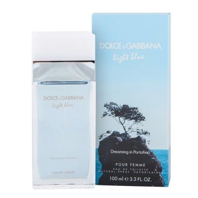Light Blue Dreaming in Portofino (D&G)
