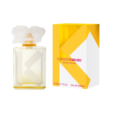 Couleur Kenzo Jaune-Yellow